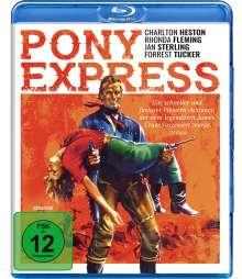Pony-Express (Blu-ray), Blu-ray Disc