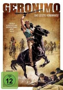 Geronimo - Das letzte Kommando, DVD