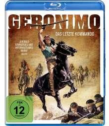 Geronimo - Das letzte Kommando (Blu-ray), Blu-ray Disc