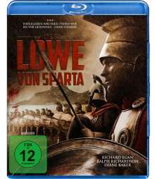 Der Löwe von Sparta (Blu-ray), Blu-ray Disc
