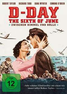 D-Day - The Sixth of June, DVD