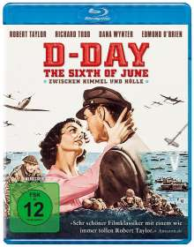 D-Day - The Sixth of June (Blu-ray), Blu-ray Disc