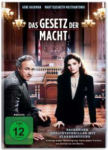 Das Gesetz der Macht, DVD