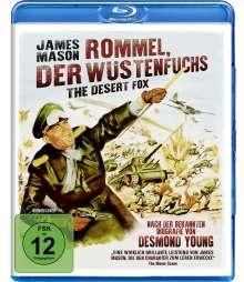 Rommel, Der Wüstenfuchs (Blu-ray), Blu-ray Disc