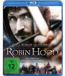Robin Hood - Ein Leben für Richard Löwenherz (Blu-ray), Blu-ray Disc
