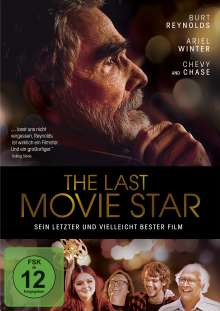 The Last Movie Star, DVD