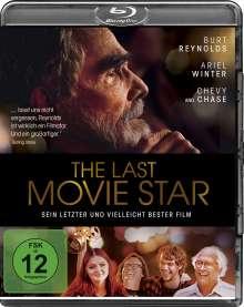 The Last Movie Star (Blu-ray), Blu-ray Disc