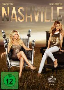 Nashville Staffel 2, 5 DVDs