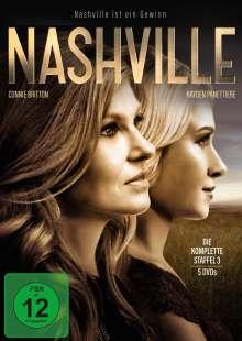Nashville Staffel 3, 5 DVDs