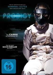 Prodigy (2017), DVD