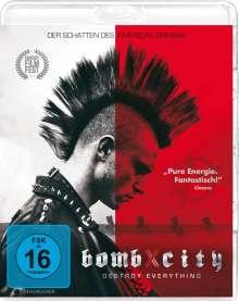 Bomb City (Blu-ray), Blu-ray Disc