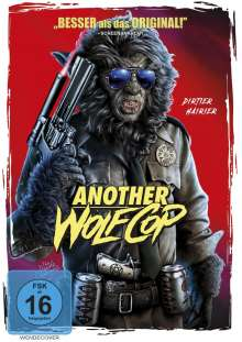 Another Wolfcop, DVD