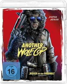 Another Wolfcop (Blu-ray), Blu-ray Disc