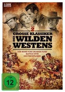 Grosse Klassiker des Wilden Westens 2 (3 Filme), 3 DVDs