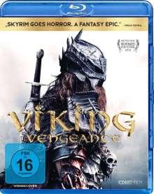 Viking Vengeance (Blu-ray), Blu-ray Disc