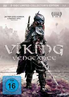 Viking Vengeance (Blu-ray & DVD im Mediabook), Blu-ray Disc