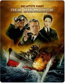 Die letzte Fahrt der Bismarck (Novobox Klassiker Edition) (Blu-ray im Metalpak), Blu-ray Disc