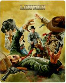 Lawman (Novobox Klassiker Edition) (Blu-ray im Metalpak), Blu-ray Disc