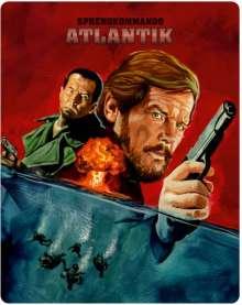 Sprengkommando Atlantik (Novobox Klassiker Edition) (Blu-ray im Metalpak), Blu-ray Disc