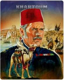 Khartoum (Novobox Klassiker Edition) (Blu-ray im Metalpak), Blu-ray Disc