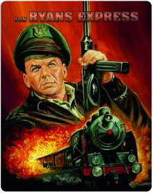 Von Ryans Express (Novobox Klassiker Edition) (Blu-ray im Metalpak), Blu-ray Disc