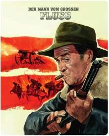Der Mann vom grossen Fluss (Novobox Klassiker Edition) (Blu-ray im Metalpak), Blu-ray Disc