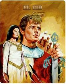 El Cid (Novobox Klassiker Edition) (Blu-ray im Metalpak), Blu-ray Disc