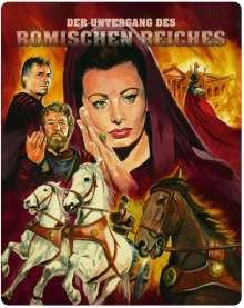 Der Untergang des Römischen Reiches (Novobox Klassiker Edition) (Blu-ray im Metalpak), Blu-ray Disc
