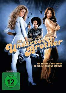 Undercover Brother, DVD
