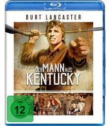 Der Mann aus Kentucky (Blu-ray), Blu-ray Disc