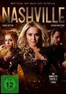 Nashville Staffel 5, 5 DVDs