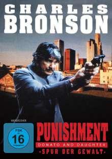 Punishment - Spur der Gewalt, DVD