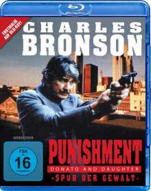 Punishment - Spur der Gewalt (Blu-ray), Blu-ray Disc