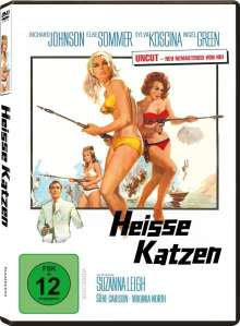 Heisse Katzen, DVD
