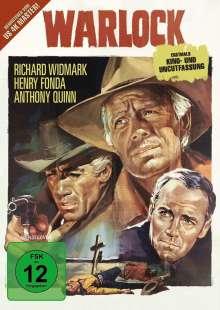 Warlock (1959), DVD