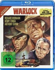Warlock (1959) (Blu-ray), Blu-ray Disc