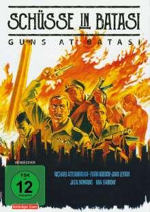 Schüsse in Batasi, DVD