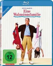 Eine Wahnsinnsfamilie (Blu-ray), Blu-ray Disc