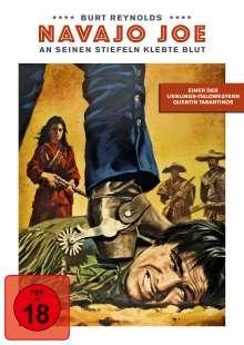 Navajo Joe, DVD