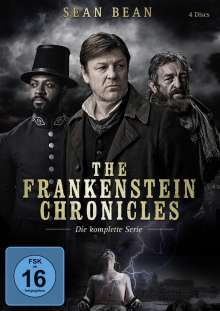 The Frankenstein Chronicles (Komplette Serie), 4 DVDs