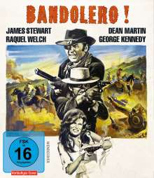 Bandolero!, Blu-ray Disc