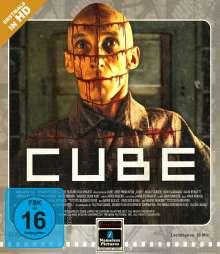 Cube (Blu-ray), Blu-ray Disc