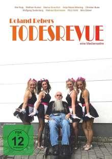 Roland Rebers Todesrevue, DVD