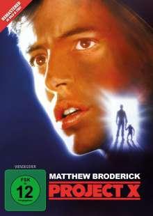 Projekt X, DVD