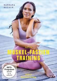 Barbara Becker - Mein Muskel-Faszien Training DVD 2: Faszientraining, DVD