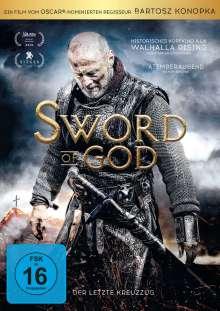 Sword of God, DVD