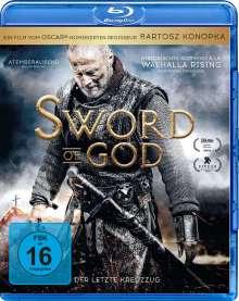 Sword of God (Blu-ray), Blu-ray Disc