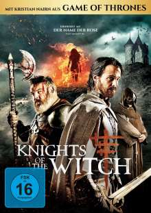 Knights of the Witch, DVD