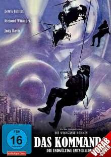 Das Kommando, DVD