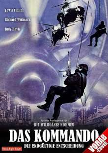 Das Kommando (Blu-ray & DVD im Mediabook), 1 Blu-ray Disc und 1 DVD